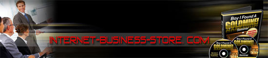 Internet Business Store